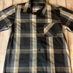 Oakley Button Up Shirt Medium